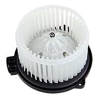 HVAC プラスチックヒーターブロワーモーター ファン付き ABSケージECCPP 交換用 2000-2005 Toyota Echo /1995-2004 Toyota Tacoma用
