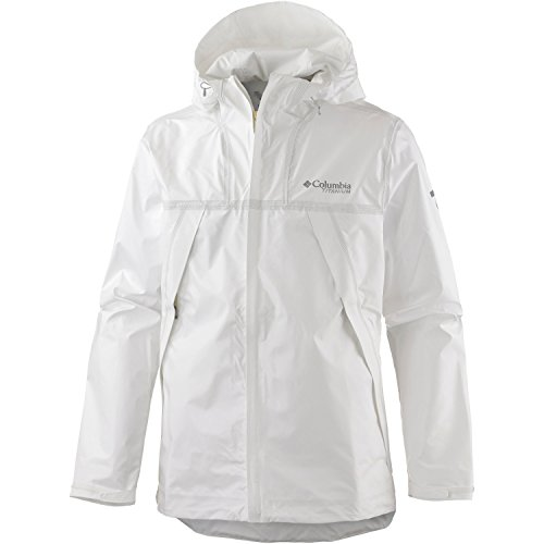 Columbia Outdry Ex ECO Jacket - SS17 - Large - White
