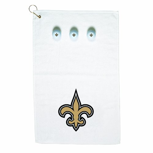 Lowest Prices! NFL New Orleans Saints Golf Gift Set