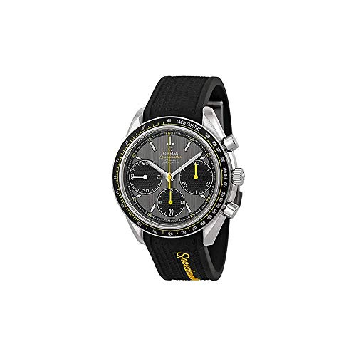 Omega Speedmaster Racing Grey Dial Black...