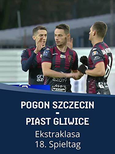 Pogon Szczecin - Piast Gliwice