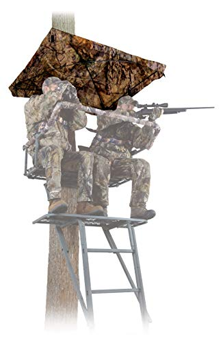 Ameristep Treestand Hub Umbrella   Cover for Treestand in Mossy Oak Break-Up Country, One Size