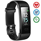 MROTY Orologio Fitness Tracker Smartwatch - Smart Watch Cardiofrequenzimetro, Impermeabile IP68...