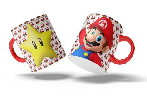 Taza Mario Bros 06