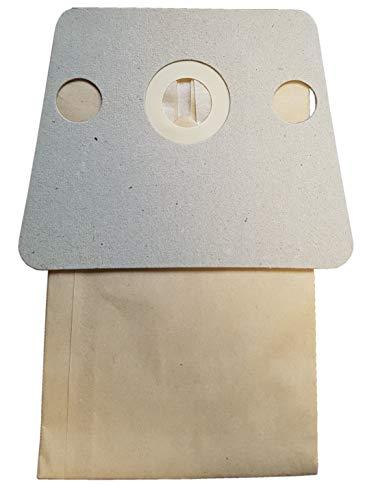 Sacchetti per aspirapolvere Rowenta Neo, Soam, ZR480, RO420, RO450, RO460, RO1233, confezione da 5