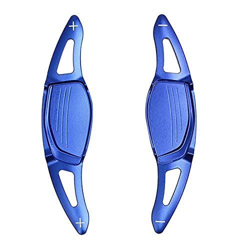 YINLANSTOR YLAN Store Steering Wheel Paddle Shift Shift Shift Shift Shift Shift Ajuste para Audi RS3 RS4 RS5 2017 2017 R8 TT RS 2016 2017 2018 (Color : Blue)