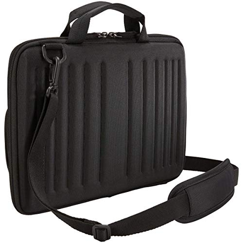 Case Logic 11.6' Chromebook Work-In Case with pocket, Black