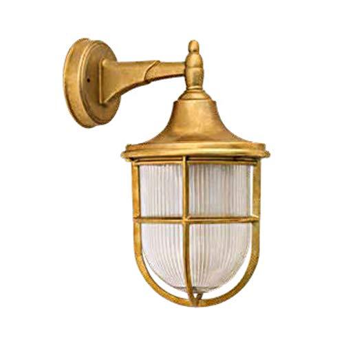 Elbe messing wandlamp scheepslamp scheepslampen lamp kandelaar licht lamp nautische marine boot wandlamp wandlamp industrielicht LED