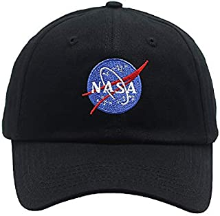 Jollymoda NASA Baseball Cap for Men/Women
