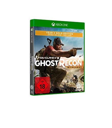 Tom Clancy's Ghost Recon Wildlands - Year 2 Gold Edition - [Xbox One]