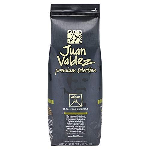 Juan Valdez Premium Volcn Caf en Grano, 500g