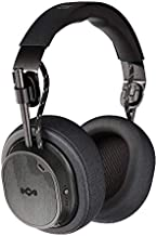 House of Marley Exodus ANC: Noise Cancelling Over-Ear Headphones with Microphone, Wireless Bluetooth Connectivity, and 28 Hours of Playtime