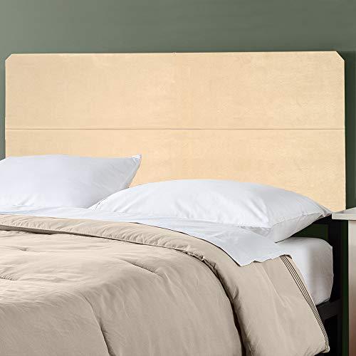 Greaton Upholstered Fabric Headboard, California King, Beige