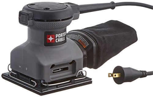 PORTER-CABLE Palm Sander, 1/4 Sheet (380)