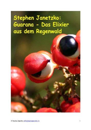 Guarana statt Kaffee