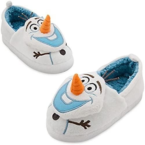 Disney Store Olaf Slippers for Kids (11 12) by Disney