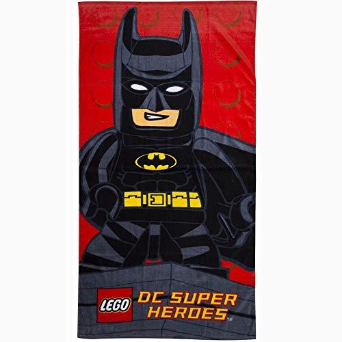 DC Super Heroes Kapow Toalla (tamaño: 70 cm x 140 cm)