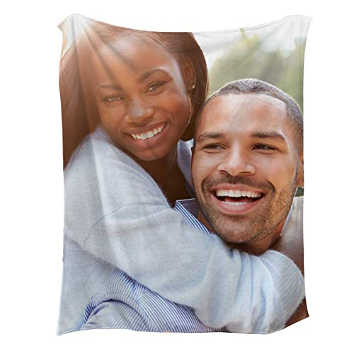 Customized Bed Blanket for Couples