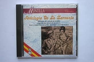Antologia De La Zarzuela (Montilla)