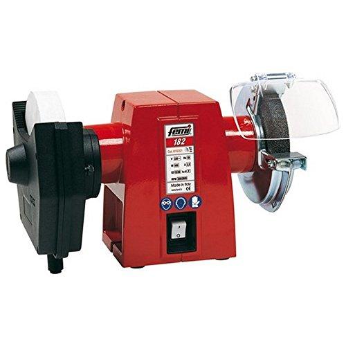 Femi FM-182PLUS - Esmeriladora/Afiladora al agua MF. - 500W. - 150X20 / 180X30