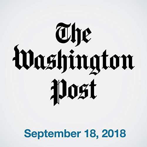September 18, 2018 copertina