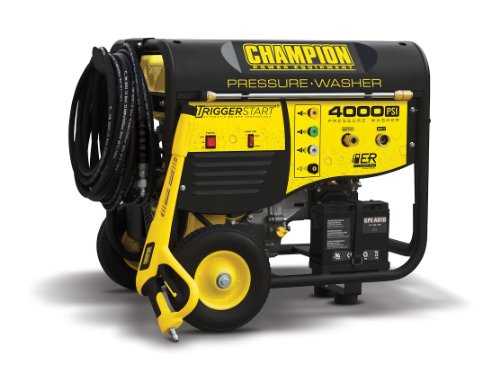 Champion 71321 4000 PSI Pressure Washer CARB
