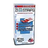 B12 Strips - 2000mcg - W/B6, Folate, Biotin