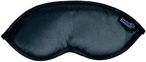 Dream Essentials Dreamer Sleep Mask Includes Free Pair of Earplugs Ebony product image