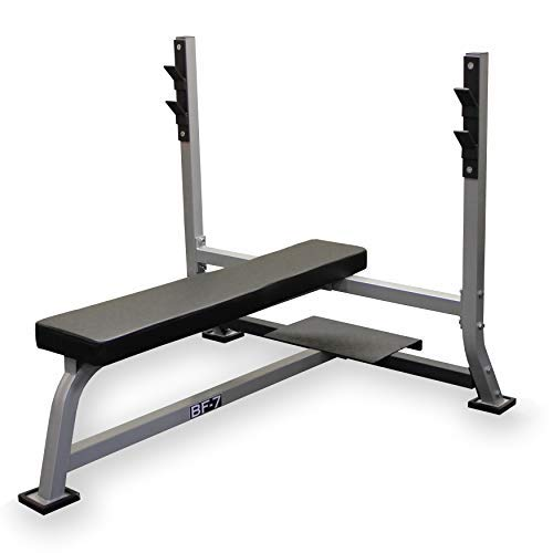 Valor Fitness BF-7 Olympic Bench with Spotter Stand Hawaii