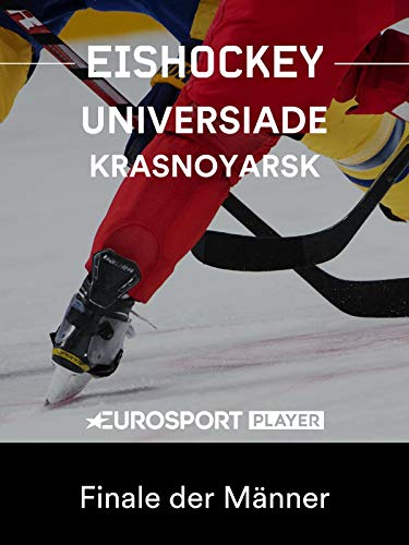 Eishockey: Winter-Universiade 2019 in Krasnoyarsk (RUS) - Finale der Männer
