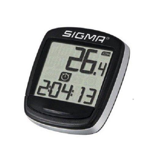 Sigma Elektro 01930 - Cuentakilómetros de ciclismo, 500, Negro