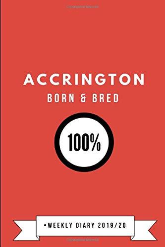 Accrington Born & Bred 100% • Weekly Diary 2019/20