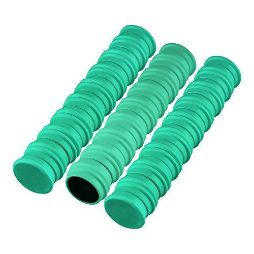 50 Magnete Grün Ø 24 mm | Haftmagnete | Rund | Whiteboard - Kühlschrank - Magnettafel - Magnet - Magnetwand - Büro - Haushalt