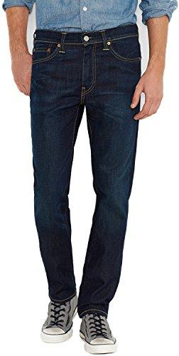 Levi's 511 Slim Fit – Jeans à coupe ajustée avec stretch - Homme - Bleu (Biology) - 34W / 32L