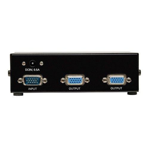 Tripp Lite Vga/Svga 350 Mhz Video Splitter 2 Port External