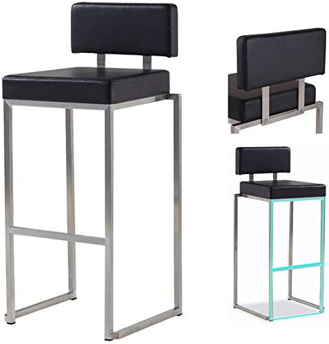 DHFDHD taburete de bar Contador taburetes taburetes de la cocina casera desayuno comedor asiento de la silla muebles de la sala de estar de 30' altura de mostrador Silla de la barra taburetes altos de