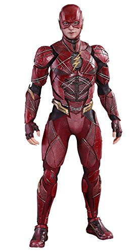 Hot Toys The Flash MMS448 Marvel 1/6th Scale Movie Masterpiece Collectible Justice League Figure
