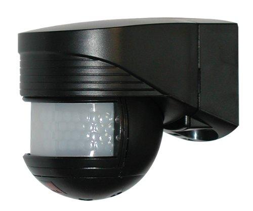 B.E.G 91022 Bewegungsmelde LC-Click 200 schwarz