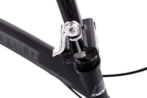 KS Cycling Faltrad Cityfold Fahrrad, schwarz, 20 - 5