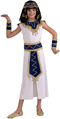 Forum Novelties Princess of the Pyramids Egyptian Child's Costume, Large