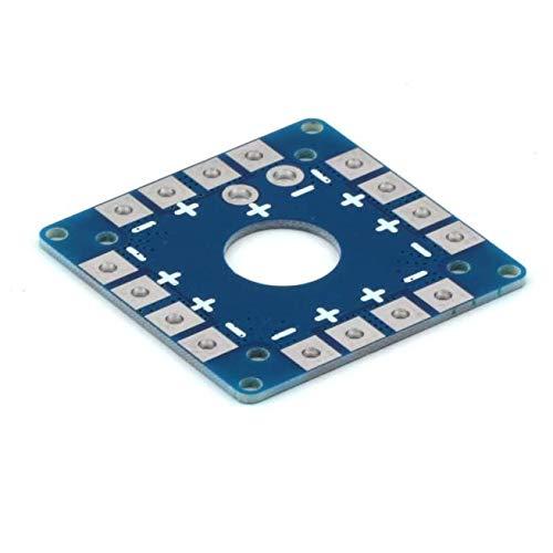 Elektrischer Anschluss Tafel Mehrrotorige ESC Leistung Verteilung Batterie Board für Quadrocopter Multi Axis Modell