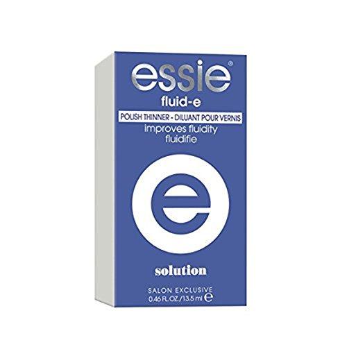 """Essie Nagellack dünner""""fluid-e verbessert Flüssigkeit–Dropper enthalten"""