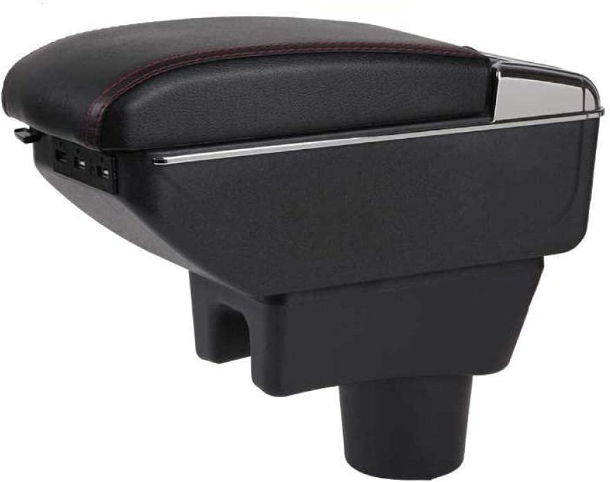 DPIOPTS for Mitsubishi Special sale item Space Star Car Armrest Max 90% OFF C Storage Box