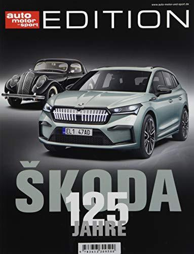 auto motor und Sport Edition - 125 Jahre Skoda