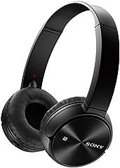 Sony MDR-ZX330BT - Auriculares Supraurales Bluetooth NFC (Sistema de Carga Rápida), Negro, 25