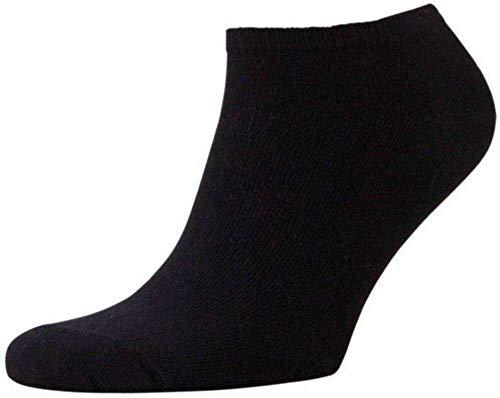 Donnay Sneaker Socken Molecule schwarz 3 Paar Größe 35/38