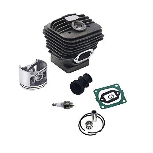 QHALEN 56mm Big Bore Nikasil Cylinder Piston Kit for Stihl MS660 066 Chainsaws
