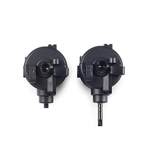 ACHICOO Vorne/Hinten Getriebe Komplettsatz Antrieb/Diff Getriebe Für HSP 1:10 RC Autoteile 02024 02051 02030 03015 94123 94106 94107 94108 Front+Rear