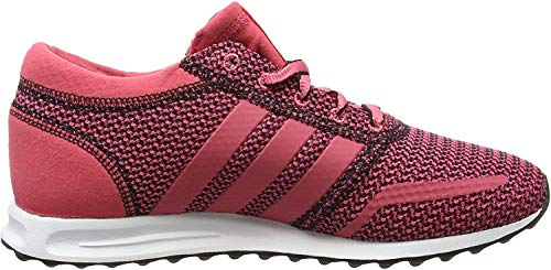 adidas Originals Damen Los Angeles Sneakers, Rot (Lush Pink S16-St/Lush Pink S16-St/Ftwr White), 38 EU