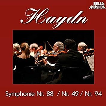 Haydn: Sinfonien, Vol. 3